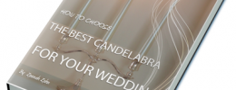 best candelabra for your wedding