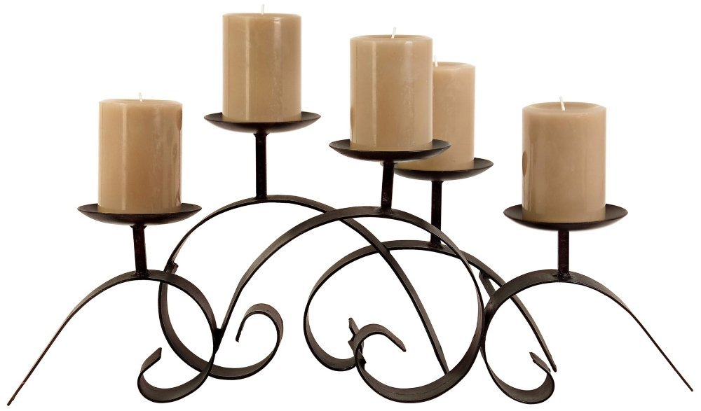 fireplace Candleholder Pillar