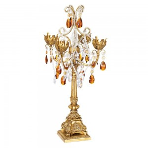 French Taper High Droplets Candelabra