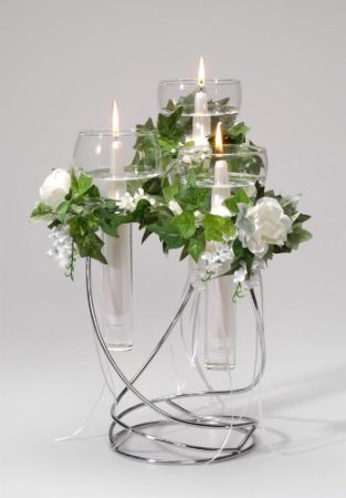 Floating Candle Candelabra
