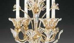Schonbek Crystal Candelabra
