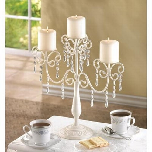 Cheap wedding candelabra on sale