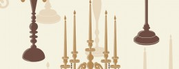 n Candelabra - Wallpaper 1
