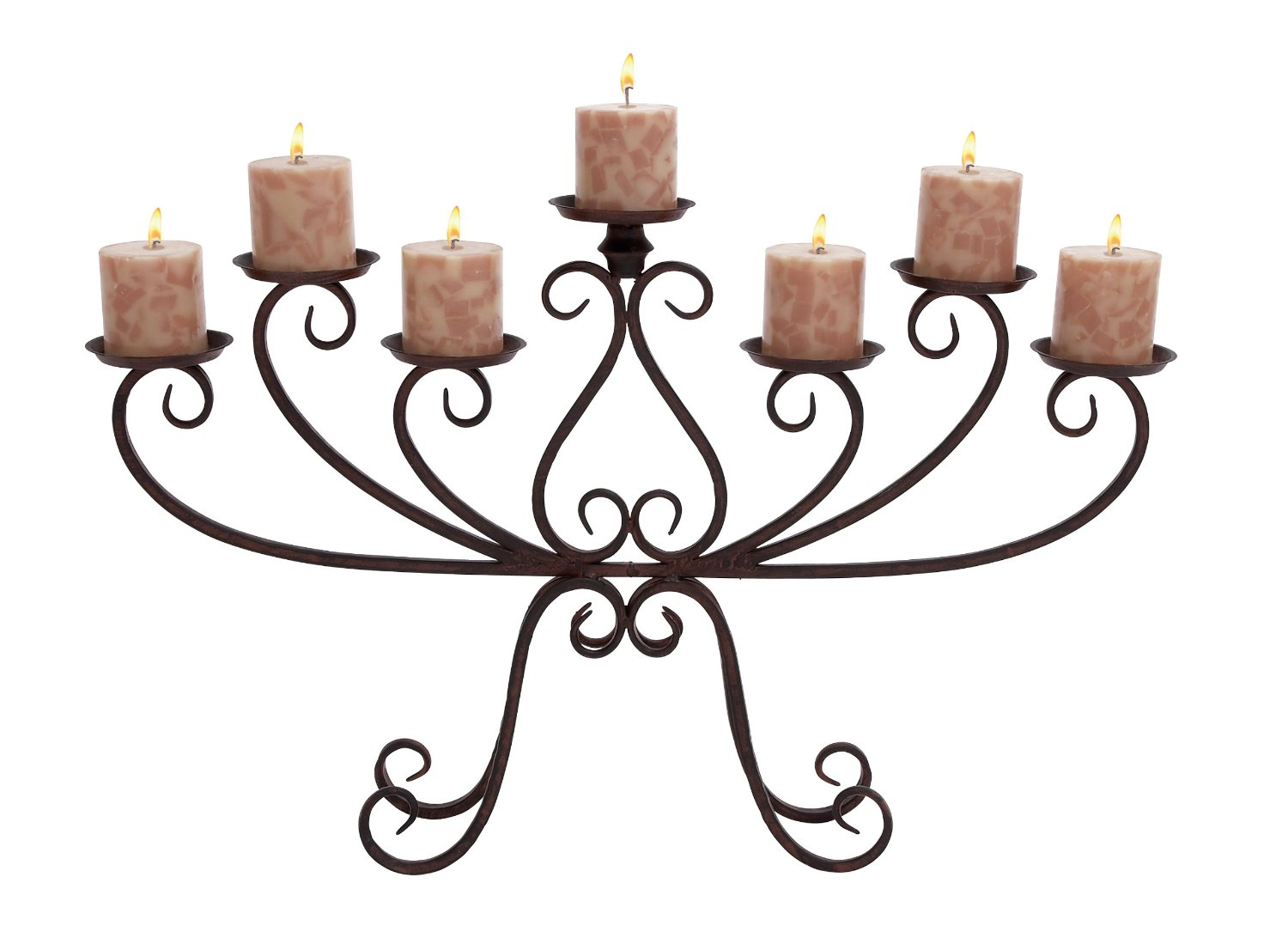 candelabra centerpiece for your sideboard candelabra
