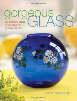 Gorgeous Glass 20 Sparkling Ideas For Painting On Glass & China