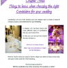 things to know when choosing the right candelabra for your wedding